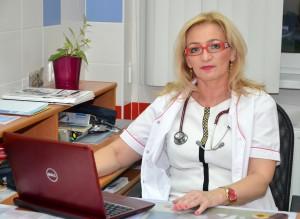 Małgorzata Szymańska - dyrektor SPZOZ