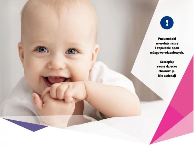 Szczepienia dzieci przeciwko pneumokokom !!!