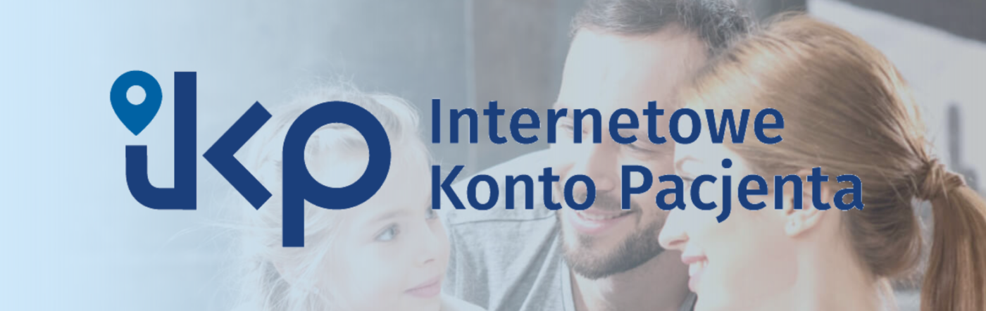 Internetowe Konto Pacjenta –  IKP